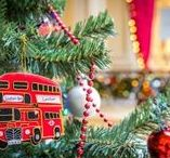 The Festive spirits / Christmas activities in the most magical place in the world