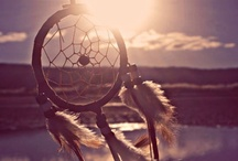 dream catchers / by Sam Guzman