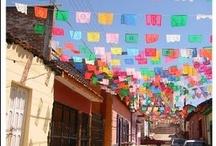 Cinco de Mayo Birthday / Ideas for my Cinco de Mayo birthday (if the weather's nice enough!)