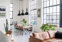 Office / The lovely office spaces for entrepreneurs that are beautiful and elegant and inspiring!
