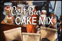 PubCake Recipes / Recipes available on our site using our brand new Craft Beer Cake Mix.