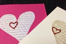 Valentine's Day / Food, baking and crafts for the most loved up holiday of the year