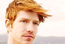 red hair...<3