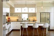 kitchen dreaming / by Christine Lefebvre