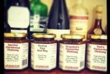 Local Foodie Gifts / Ideas for using suppliers and shops local to Berkhamsted for gifts