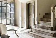 Interior Design - Walls and Halls