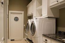 Interior Design - Laundry Rooms