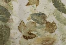 ECO-DYING/MONOPRINTING / by Jeanne Stregles