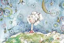 WATERCOLOR IDEAS / by Jeanne Stregles