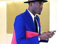 Guy's dress up & style / by Carolina Silva