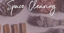++ space clearing how to's++ / Information about space clearing, energy cleansing, house blessings, sage ceremonies, smudging, how to smudge, how to energy cleanse, how to use sage, how to space clear, new home blessing, energy clearing, energetic cleansing, sage ritual, smudge ritual, smoke clearing, how to use smoke,