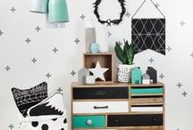 HOME DECOR-ORGANIZING IDEAS