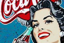 VINTAGE-RETRO-POP ART