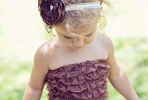Little Fashionista / Style for young kids