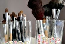 Behold Beauty / Makeup Tutorials, Looks and Inspiration + Products I Love & Ways to Store them