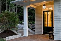 Entrance & Porch / by Hite House