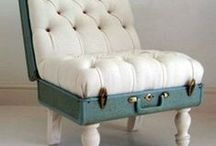 Fun with furniture! / Who says furniture has to be boring? Why can't a suitcase become a chair? / by Rooms To Go