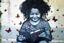 """Ink, pages, books / """"Cave ab homine unius libri"""""""