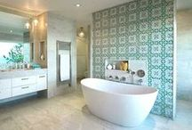 Master Bathrooms / Which is more important in your master bathroom - double sinks, a clawfoot tub, a walk-in shower? Take a look at the possibilities for your master bath and find out what is important to you when it comes to your master bathroom. / by Ferguson Showrooms