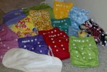 Cloth Diapering / by Susan Betke