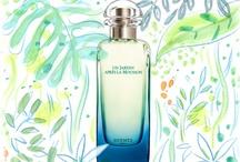 Perfumes & Beautiful Bottles / by Aquanetta Jones