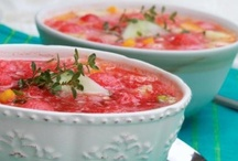 Yummy Summer Dishes and Desserts