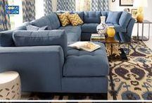 Lovely Living Spaces / At Rooms To Go we have many great living rooms ready to go!  / by Rooms To Go