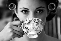 time for tea / or coffee, just a moment to relax