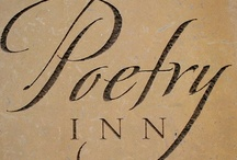 Poetry Inn / by Kelly Ryan