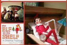 * Elf on a Shelf ~ Dexter / That devilish Elf is always into something!
