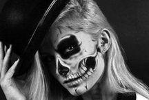 Halloween Makeup / Creative ideas for Halloween! / by Bloom.com