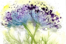 WaterColor - {Inspiration} / by refinehere :)