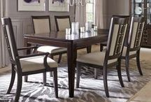 Decadent Dining Inspiration / Great dining room ideas for memorable meals! / by Rooms To Go