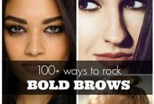 Bold Brows / Eyebrows of all shapes and sizes.  / by Bloom.com