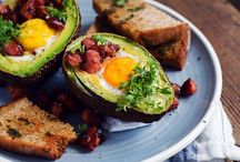 Food: Breakfast ideas