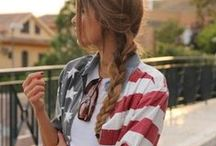American Girl  / Inspiration for your Fourth of July!  / by Bloom.com