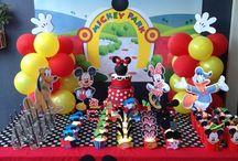 Birthday Bash! / Ideas for kids birthday parties / by Whitney Nazario