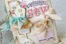Sew Bee It - Sayeth Me / Sew, Sewing, Sewn / by Cherryl Ball