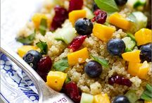 Food - Quinoa / by Just My Little Bit