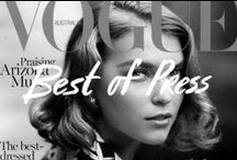 Best of Press / A selection of the most exciting Scotch & Soda press features.