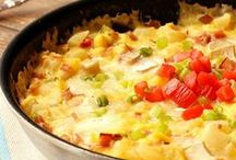 * Camping Recipes / Recipes for camping. Easy enough for scouts or adults to cook.
