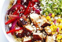 Lettuce Eat (Healthy!) / Healthy recipes
