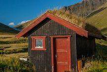 My Travels to ... Faroe Islands / http://www.claudiumdiewelt.de/category/faroer/  Beetween Scotland and Iceland 18 small Faroes islands do their best to hide in the Atlantic ocean  A German Travel Blog