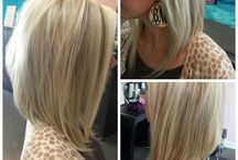 Hair. / Hair color, cuts, and styles. / by Whitney Nazario