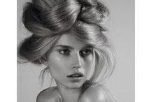 Hair beauty Shoot