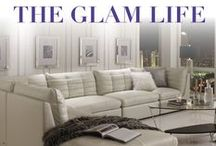 Glam Life / Timeless, modern and always stylish, true glamour starts at home. So go ahead and indulge in life's little luxuries, we won't tell! / by Rooms To Go