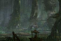swamp-art
