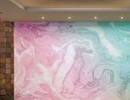 Marble Wall Mural Wallpaper Ideas / Collection of Marble Wallpaper ideas collected from Pinterest.