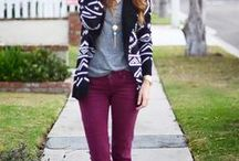 My Style / Stitch Fix requests and inspiration / by Ashley Tull Cockerham