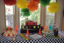 Fabulous Future Birthday Parties / by Stacey Didyoung
